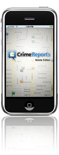 Download CrimeReports for iPhone